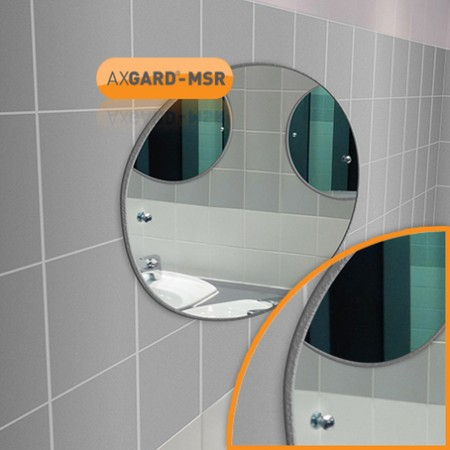 Polycarbonate Oval Mirrors 6mm