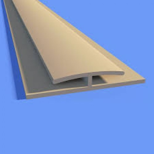 Pvc h section jointing strips profile